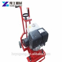 Good price of good quality road notching machine concrete pavement cutting grooving