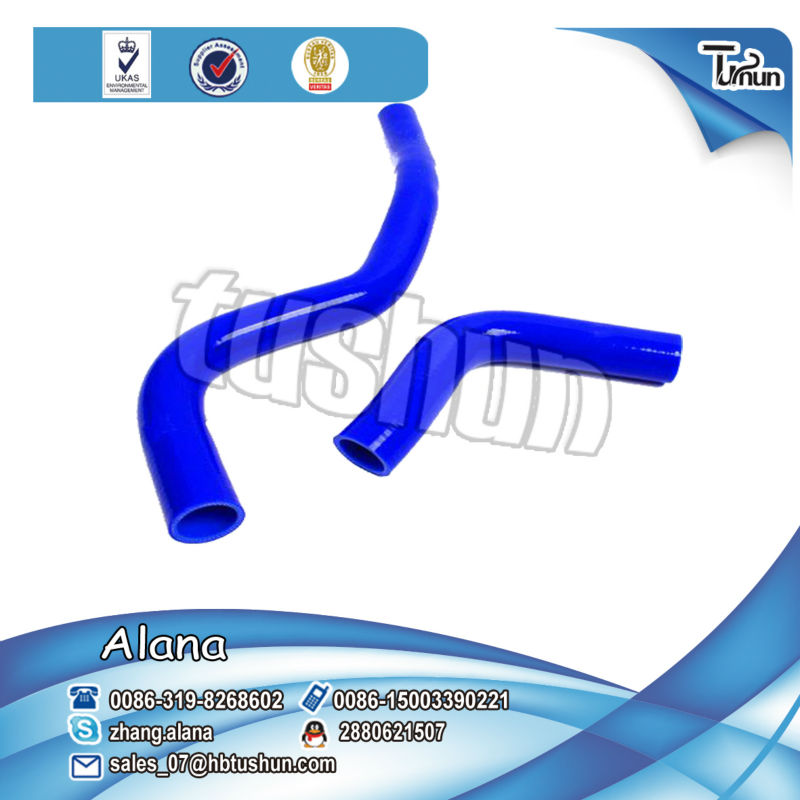 Tuning car PROTON GT1 silicone hose kit