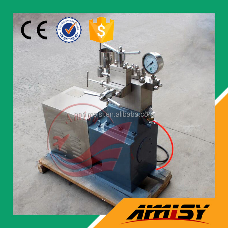 New Condition And Homogenize Application Chemical Industries Product Type HIgh Pressure Lab homogenizer mixer