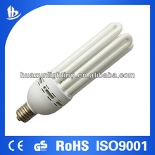 U Shape 6u T6 150w energy saving lamp /CFL