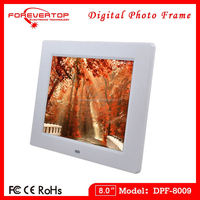Hot sell Digital video picture player advertising digital photo frame sex english movies digital photo frame