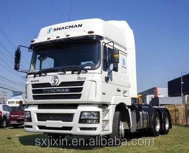 Shacman Tractor Truck and Trailer