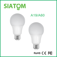 Ienergy anti glare light CE ROHS approved 100lm/w 5w to 12w led bulb e27