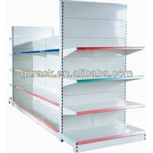 Stainless Steel Metal <strong>Shelves</strong> , Supermarket <strong>Shelves</strong> Of Adjustable System