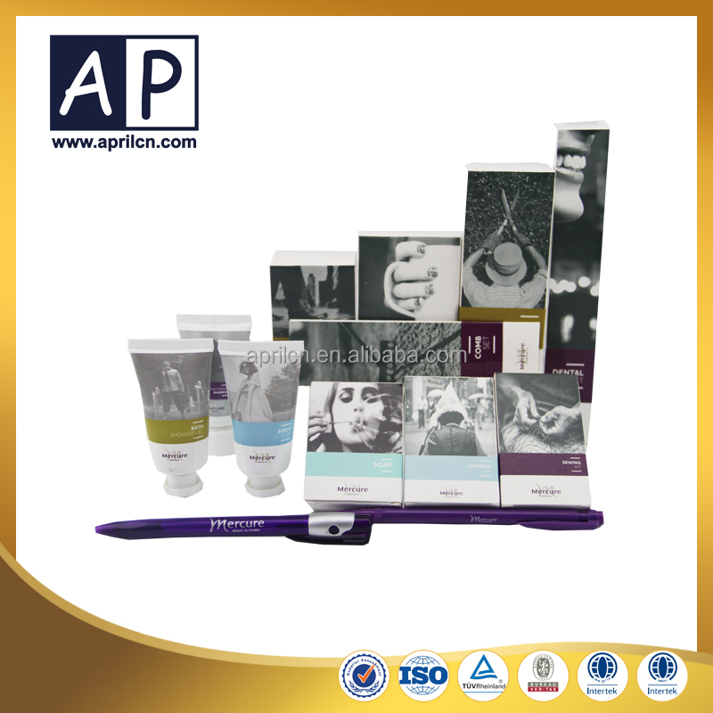 Perfect Quality Toiletries Supplier Amenities Hotel