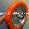 Colorful and long-lasting pu foam wheel