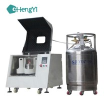 Laboratory Compact Grinding Milling Ball Mill -20~60 degree Cryogenic Ball Mill for Organic matter cryogenic grinding