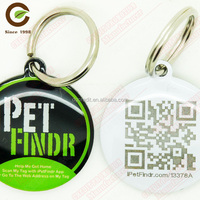 high quality digital pet with dog name tags contact with credit.mary