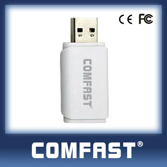 COMFAST CF-WU820N Realtek RTL8191SU wifi network adapter sharing wifi internet