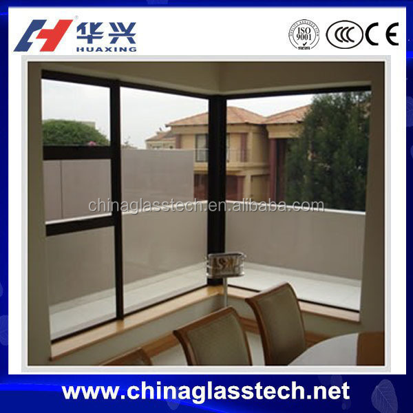 Shower room with mosquito screen Thermal insulation Thermal-Break Sliding PVC Window