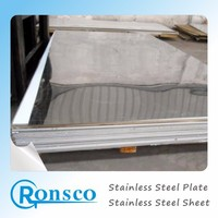 China supplier a36 304 stainless steel plate