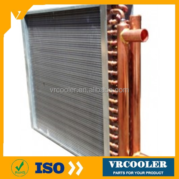 stainless steel fin non-frost refrigerator evaporator stainless steel tube non-frost refrigerator evaporator
