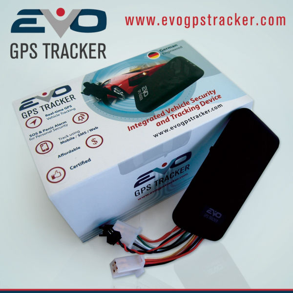 EVO GPS Tracker (EVO-06) - Vehicle tracking & Fleet Management