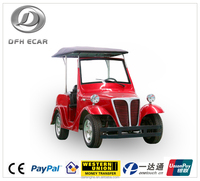 Electric golf cart club car pick up car