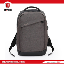 Factory price for laptop matting surface vintage canvas backpack