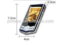 New Brand 2.8 inch Touch Screen MP3 MP4 Player FM Radio with 1.3M Camera