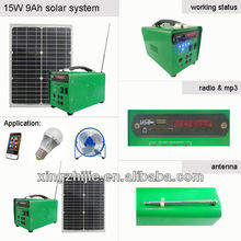 Hight efficiency pv generator for led lamp, and mobiles