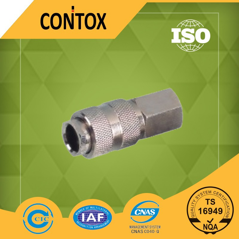 C207 2015 hot euro universal type air quick coupler for air conditioner