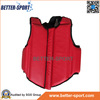 reversible karate chest body protector