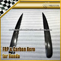 For Honda S2000 S2K Carbon Fiber Eyebrow Eyelid