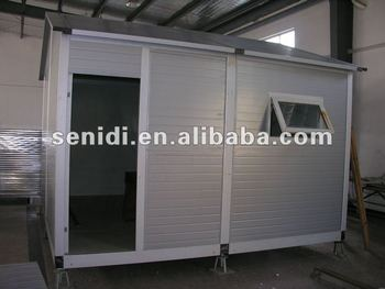 Prefabricated House 4M x 4M