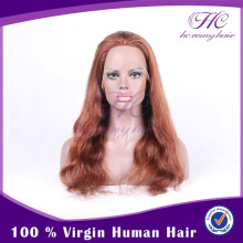 Best red auburn asymmetric athena wig