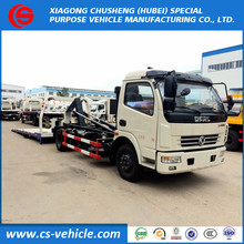 China Factory selling 5 tons road wrecker 3T flatbed towing truck with high quality