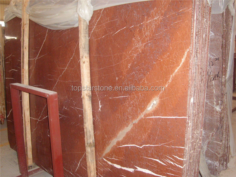 TOPSTAR Imported coral red marble