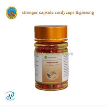 Fast effect natural herbal extract capsule for male enhancement