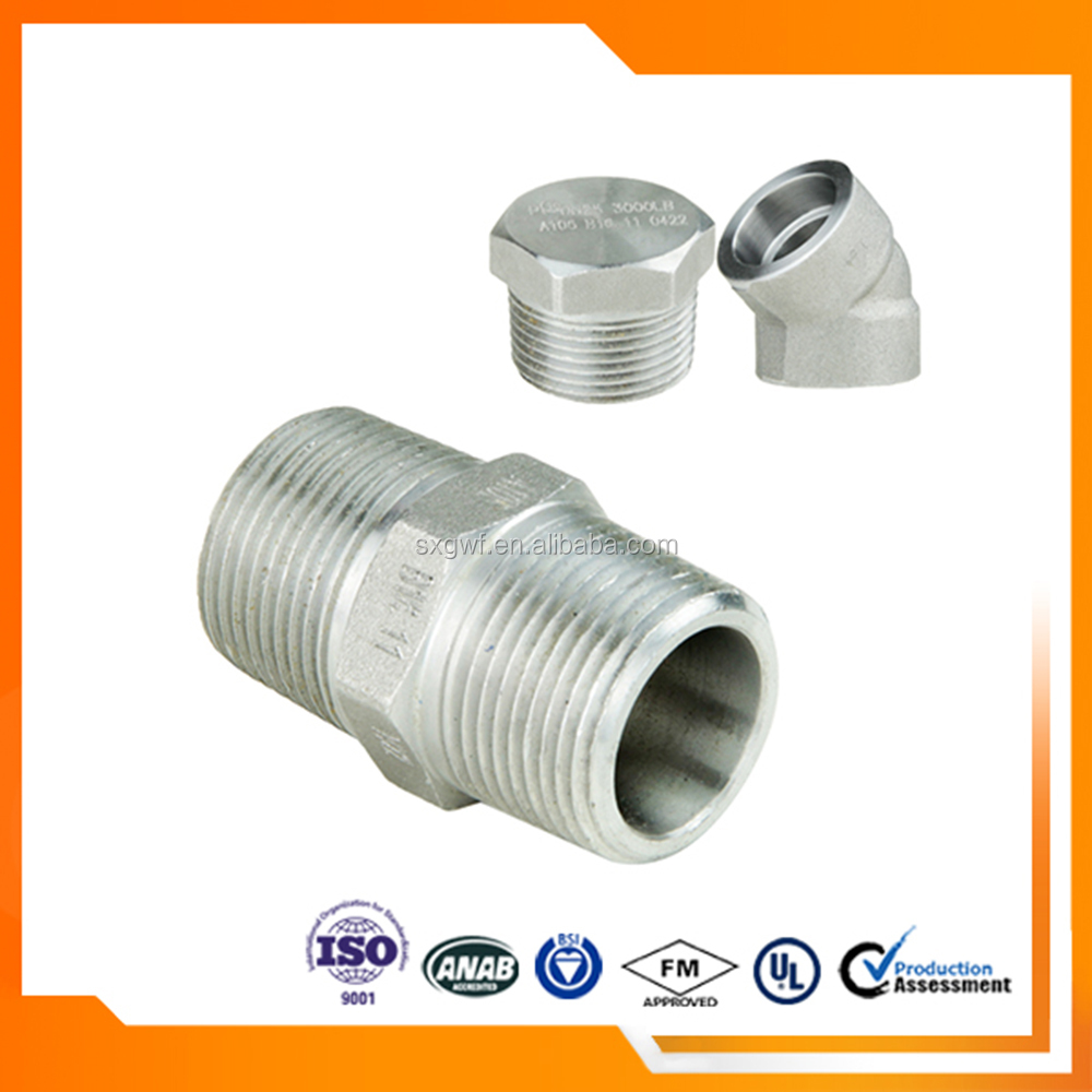 2016 Good quality new high pressure stainless steel pipe fittings