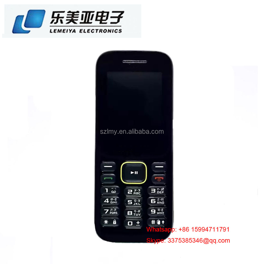 Cellphones Shop Original Hot Sale Unlocked 2G GSM Features Mobile Phones B310 For Samsung