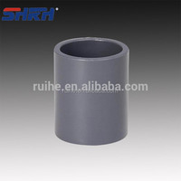 Universal Joint PVC Pipe Flexible Coupling Fitting Water Distribution System