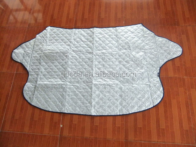 Car Windshield Winter Snow Cover And Sun Shade Protector