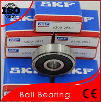 Original SKF 6300 Single Row Deep Groove Ball Bearing 6300