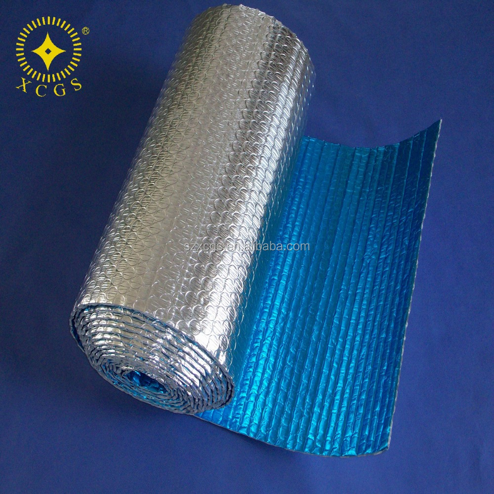 Construction Material Reflective Foil Insulation For House Insulation/ Keep Cold