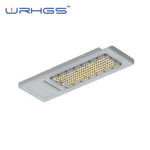 High quality Sliver ip65 waterproof outdoor meanwell driver 30w 40w 50w 60w 90w led street light