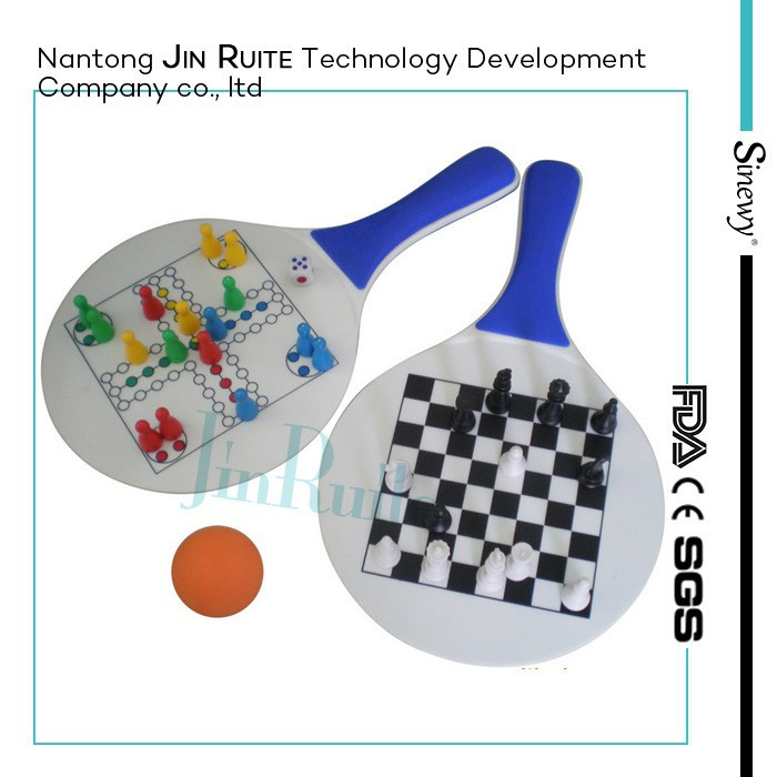 Advertising outdoor toys training beach tennis racket