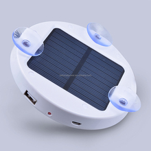 Window Portable solar panel charger For Cell Phone Tablet Universal Mobile power bank 2600mAh