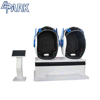 EPARK Hot sale virtual reality simulator 9d vr cinema game machine