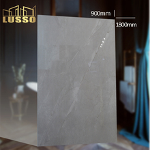 900X1800X8mm TURKEY MARBLE Light Grey Large Format Paving and Hanging Polished Porcelain Big Size <strong>Tile</strong>