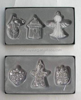 Antique spun glass gifts items figurines wholesale