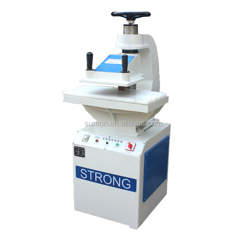 hydraulic press shoe sole cutting machine price