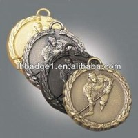 Custom 3D Vintage Brass Coin, Sports Medal, Antique Metal Coin Souvenir