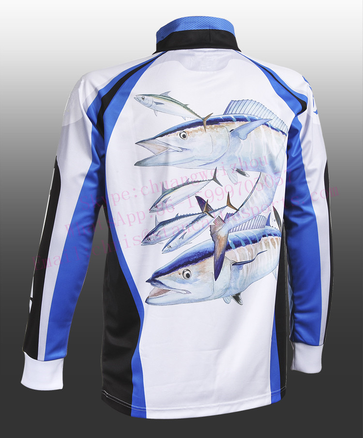 Stan Caleb High Quality Custom Fishing Jersey/Wear/Top Cheap For Wholesale