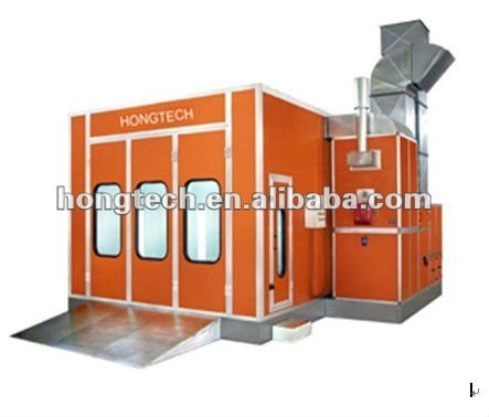 cost-effective spray booth SBA600