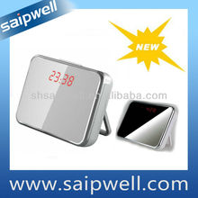 Digital Clock Camera with Motion Sensor