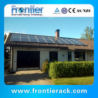2016 Home solar power system home/rooftop system