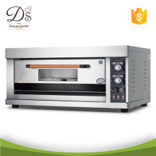 baking machine Commercial single deck cake bakery stainless steel gas oven