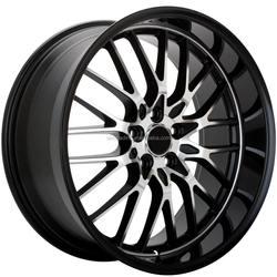 Classical Style Aftermarket Car Alloy Wheels Rim Professional Manufacturer