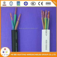 450/750v IEC standard EPR rubber insulated Neoprene sheath fliexible cable /H07RN-F cable with CE certificate